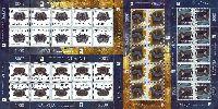 WWF, Летучие мыши, 4 М/Л из 10 серий