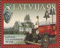 Пожарно-технический музей Латвии, 1м; 98с