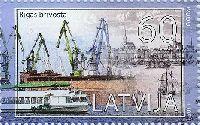Рижский свободный порт, 1м; 60с