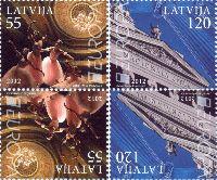 ЕВРОПА'12, тет-беш, 4м; 55, 120c x 2