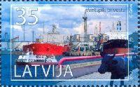 Вентспилсский свободный порт, 1м; 35с