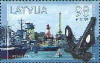 Лиепайский порт, 1м; 98с