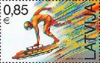 Зимние Олимпийские игры в Сочи'14, 1м; 0.85 Евро