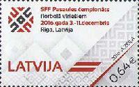 Чемпионат мира по флорболу, 1м; 0.64 Евро