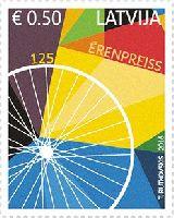 Велосипед Густава Эренпрейса, 1м; 0.50 Евро