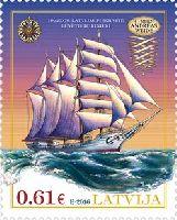 История парусного флота, 1м; 0.61 Евро