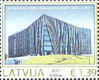 Академический центр естественных наук, 1м; 1.39 Евро