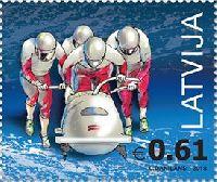 Зимние Олимпийские игры в Пхёнчхане'18, 1м; 0.61 Евро