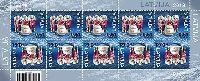 Зимние Олимпийские игры в Пхёнчхане'18, М/Л из 10м; 0.61 Евро х 10