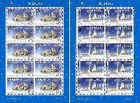 Рождество'05, Монастыри и Церкви, 2 М/Л из 10 серий