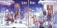Зима, Обычаи и традиции, 2м; 1.75, 9.50 Лей