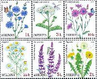 Cтандарты, Полевые цветы, 6м в сцепке; 0.10, 0.25, 1.0, 2.0, 3.0, 5.0 Лей