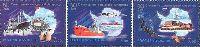 Исследования Антарктиды, 3м; 7.0 руб x 3