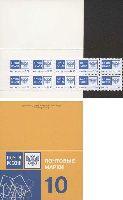 Стандарт, Почта России, буклет из 10м, 6.50 руб x 10