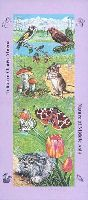 Фауна Средней Азии, беззубцовый, М/Л из 8м; 0.06, 0.15, 0.41, 0.50, 0.95, 1.50, 1.50, 1.50 C