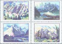 Горы Таджикистанa, 4м в квартблоке; 1.0, 1.50, 2.0, 2.50 C