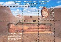 Статуя Будды, блок из 2м; 2.50, 3.50 С