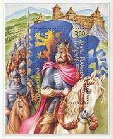 Князь Даниил Галицкий, блок; 3.0 Гр