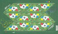 Кубок Европы по футболу, Украина/Польша'12, М/Л из 12м; 3.33 Гр x 12