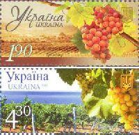 Виноделие Украины, 2м; 1.90, 4.30 Гр