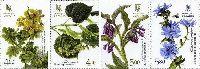 Флора, Лекарственные растения, 4м; 4.0, 4.0, 5.0, 5.80 Гр