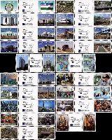 Заседание Азиатского банка развития, 38м + 19 купонов; 800 Сум х 9, 900 Сум х 6, 1000 Сум x 6, 1100 Сум x 2, 1200 Сум x 15