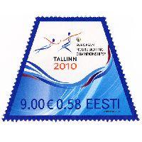 Чемпионат Европы по фигурному катанию в Таллинне'10, 1м; 9.0 Кр